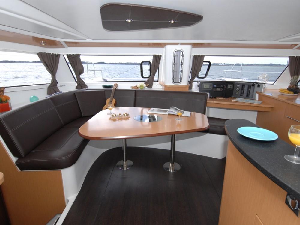 Rental Catamaran in Marmaris - Fountaine Pajot Orana 44 Quatuor