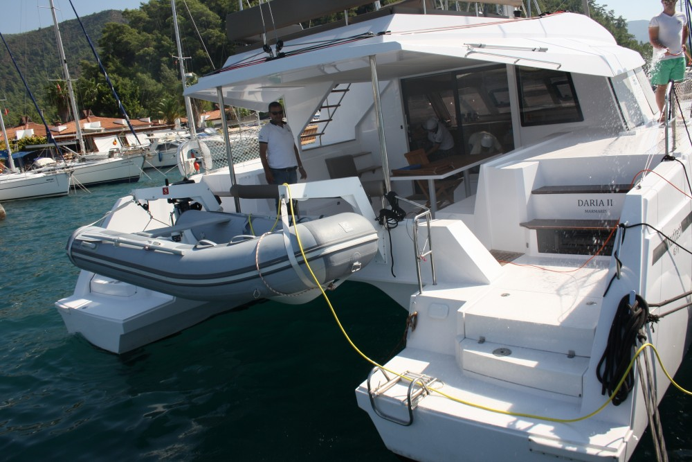 Rental Catamaran in Marmaris - Nautitech Nautitech 46 Fly