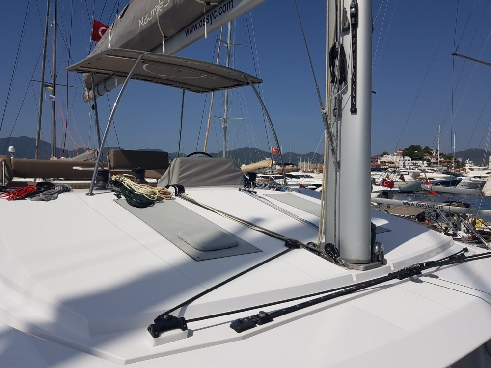 Rental yacht Marmaris - Nautitech Nautitech 46 Fly on SamBoat