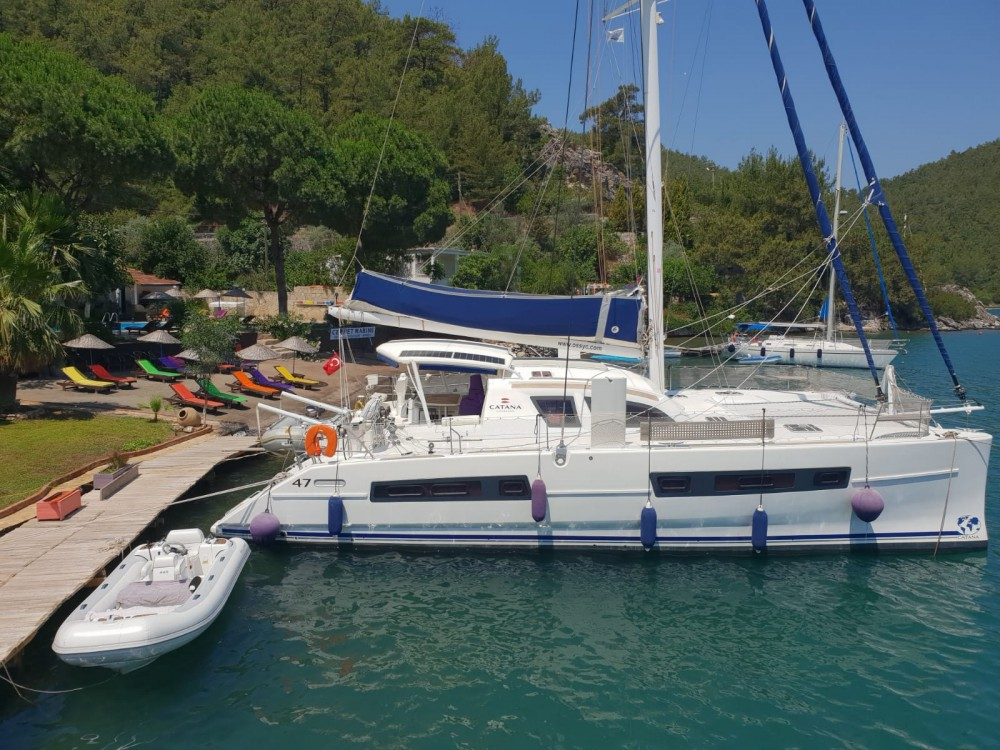 Boat rental Catana Catana 47 Carbon in Marmaris on Samboat