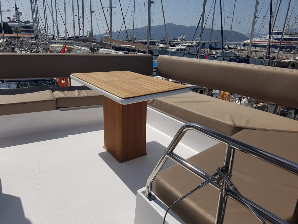 Catamaran for rent Marmaris at the best price