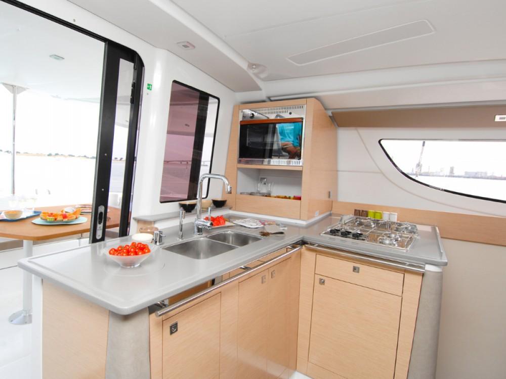 Rental Catamaran in Marmaris - Fountaine Pajot Lipari 41 Maestro evo