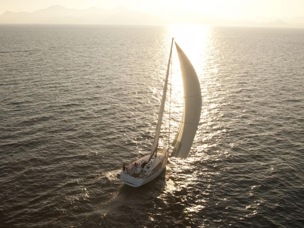 Rental Sailboat in Marmaris - Jeanneau Sun Odyssey 409