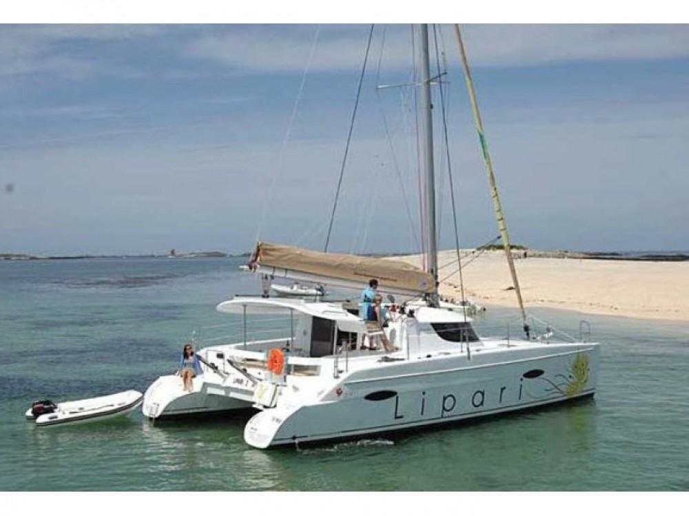 Rental Catamaran in Marmaris - Fountaine Pajot Lipari 41 Quatuor