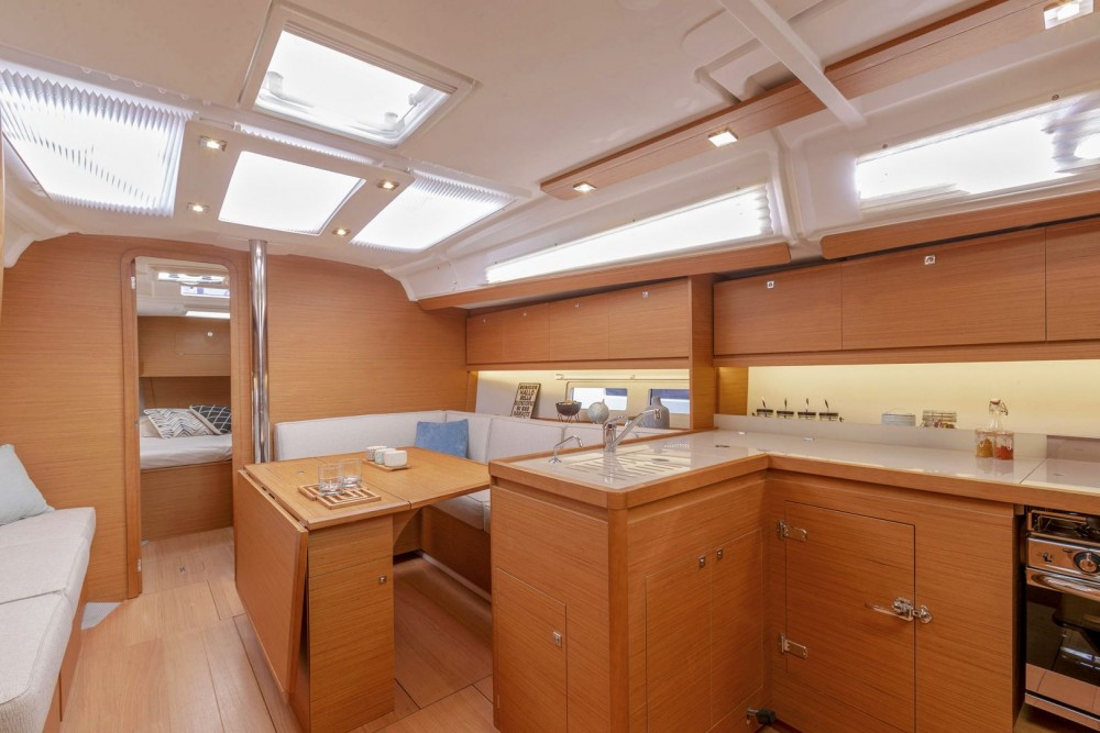 Dufour Dufour 390 GL between personal and professional Marmaris