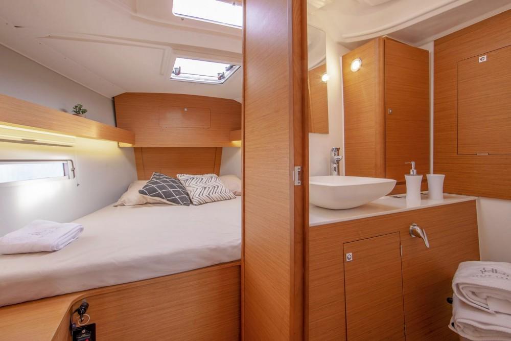 Boat rental Marmaris cheap Dufour 390 GL