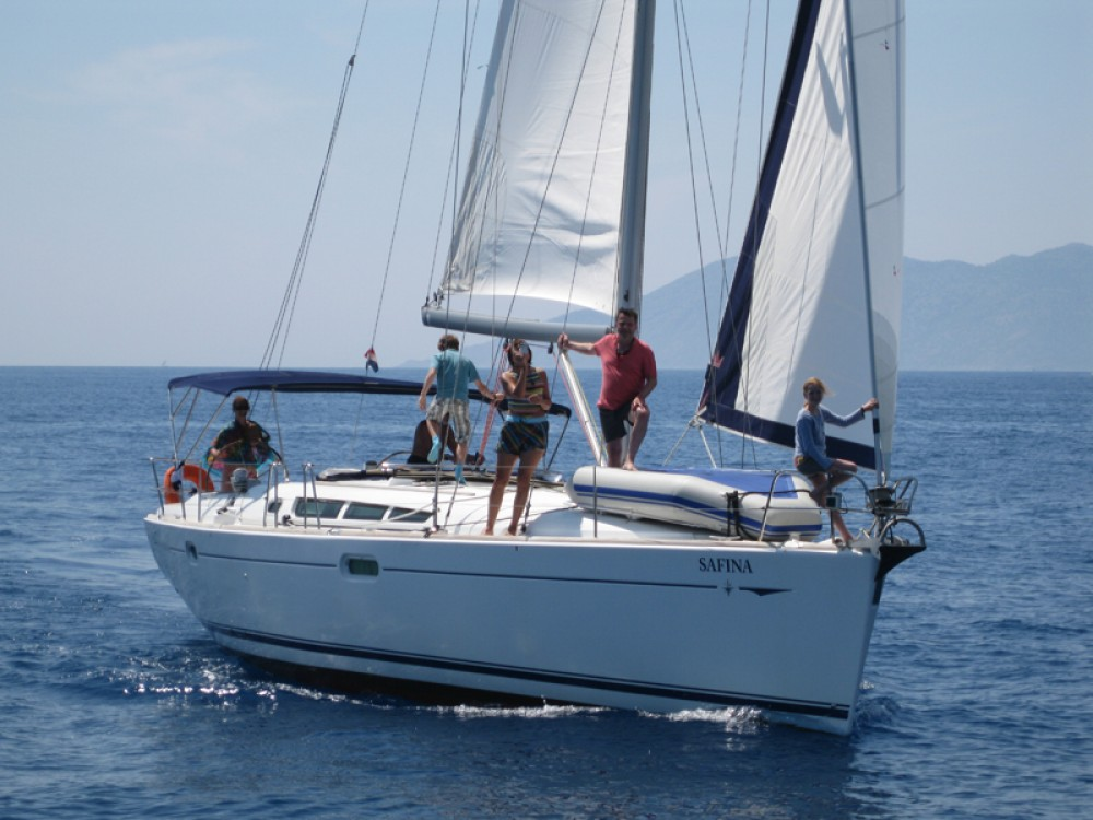 Boat rental Jeanneau Sun Odyssey 45 in Fethiye on Samboat