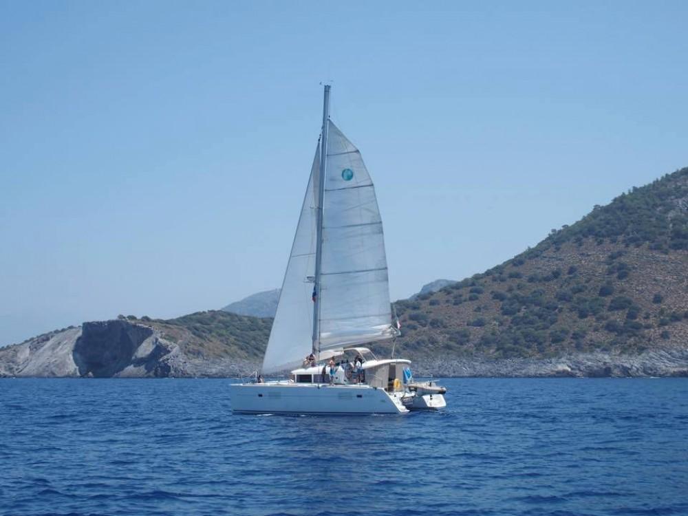 Rental yacht Fethiye - Lagoon Lagoon 400 on SamBoat