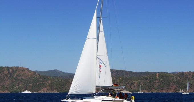 Rental yacht Fethiye - Jeanneau Sun Odyssey 419 on SamBoat