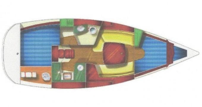 Rental yacht Fethiye - Jeanneau Sun Odyssey 32 on SamBoat