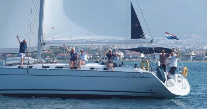 Rental yacht Fethiye - Bénéteau Cyclades 50.5 on SamBoat