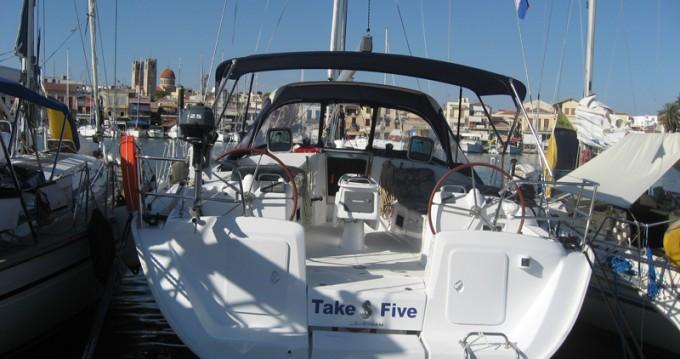 Rental Sailboat in Fethiye - Bénéteau Cyclades 50.5