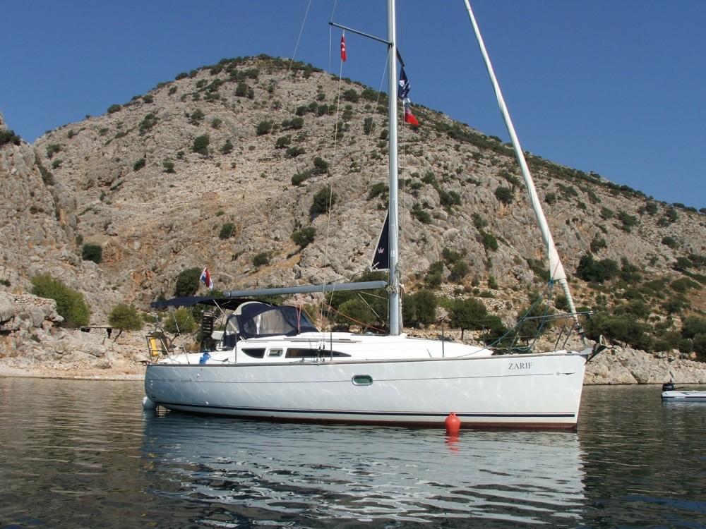 Rent a Jeanneau Sun Odyssey 32 Fethiye