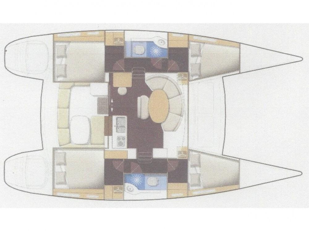 Rental Catamaran in Fethiye - Lagoon Lagoon 380 S2