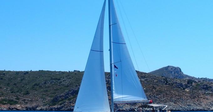Rent a Jeanneau Sun Odyssey 439 Fethiye
