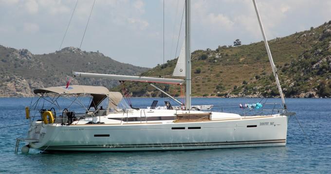 Rental Sailboat in Fethiye - Jeanneau Sun Odyssey 439
