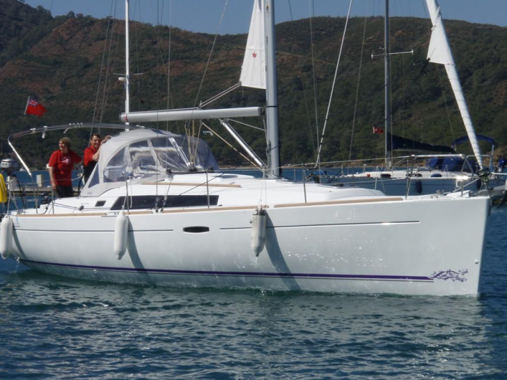 Rental yacht Fethiye - Bénéteau Oceanis 37 on SamBoat