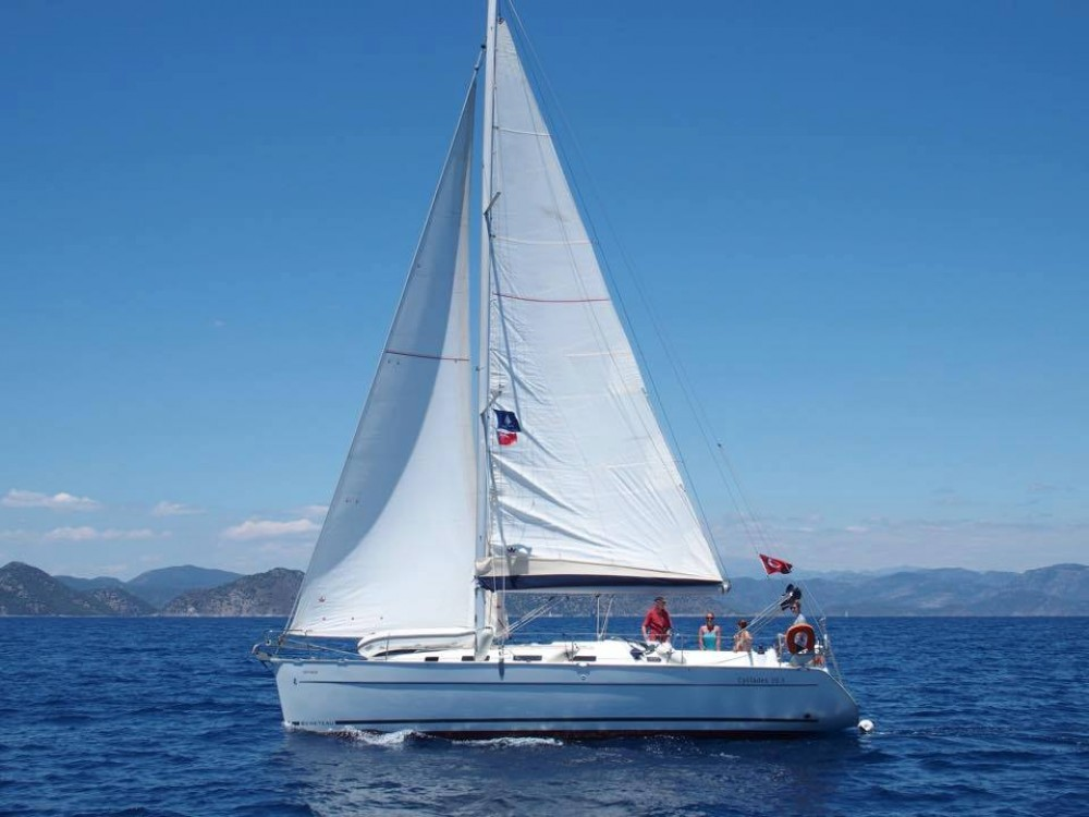 Boat rental Fethiye cheap Cyclades 39.3