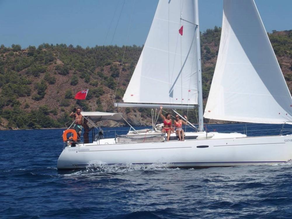 Rental Sailboat in Fethiye - Bénéteau Oceanis 37