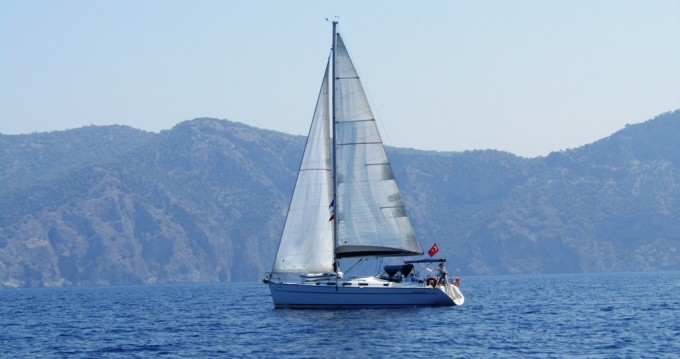 Rental Sailboat in Fethiye - Bénéteau Cyclades 39.3
