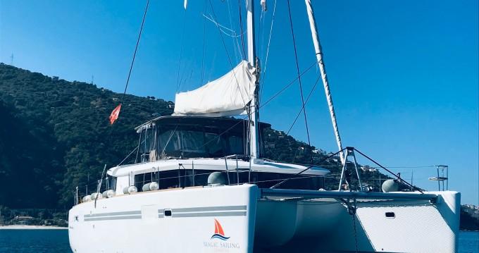 Rental yacht Capo d'Orlando - Lagoon Lagoon 450 F on SamBoat