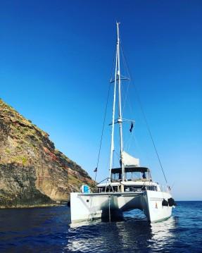 Rental Catamaran in Capo d'Orlando - Lagoon Lagoon 450 F