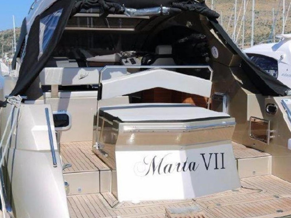 Boat rental  Mirakul 40 in Marina Pirovac on Samboat