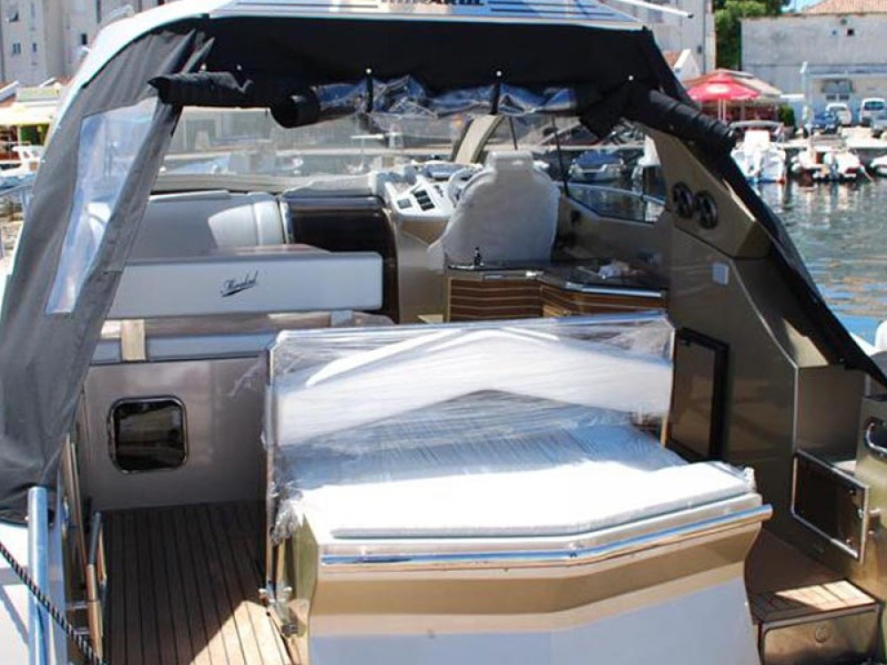 Boat rental Marina Pirovac cheap Mirakul 40