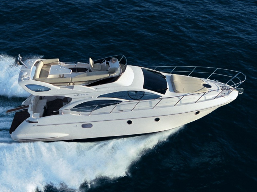 Azimut Azimut 46 between personal and professional