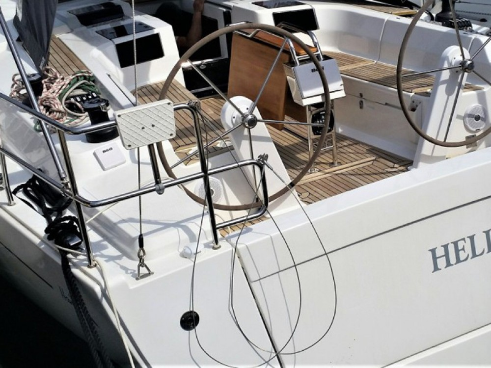 Hire Sailboat with or without skipper Hanse Baška Voda