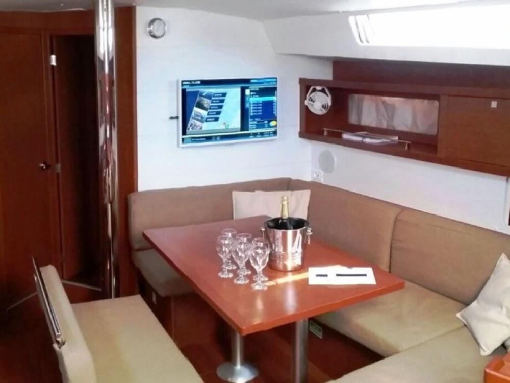 Boat rental Baška Voda cheap Oceanis 45