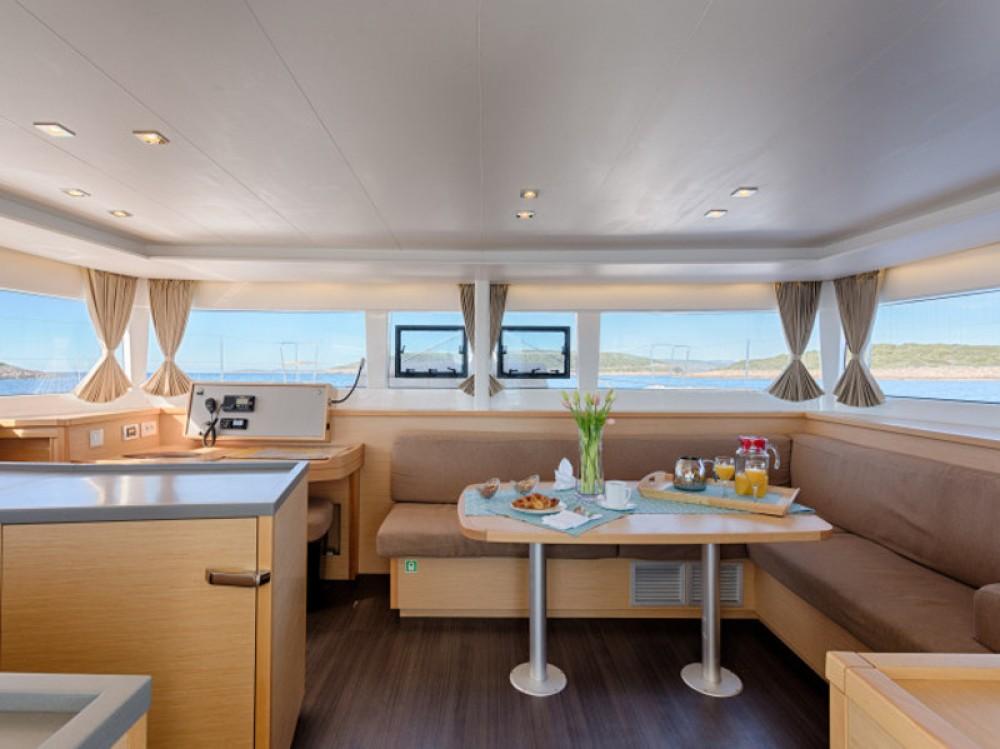 Boat rental Trogir cheap Lagoon 450 F Luxury