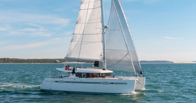Rental yacht Trogir - Lagoon Lagoon 450 Sport Top on SamBoat