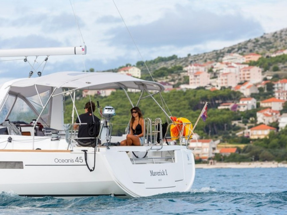 Sailboat for rent ACI Marina Dubrovnik at the best price