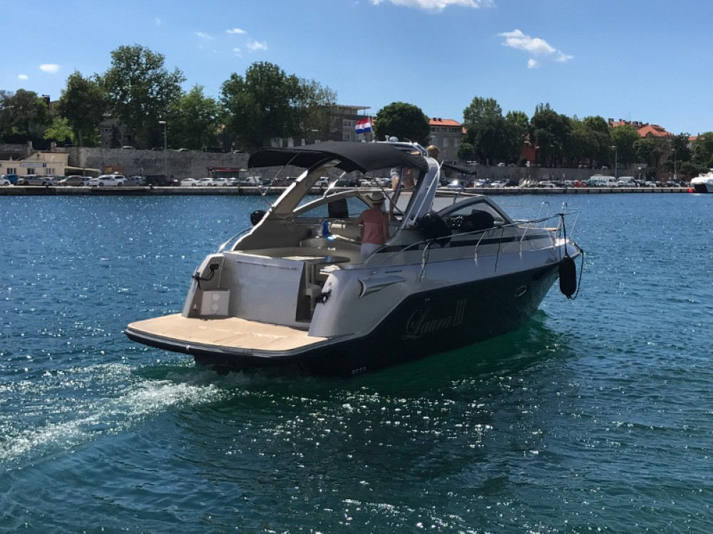 Hire Motorboat with or without skipper  Grad Zadar