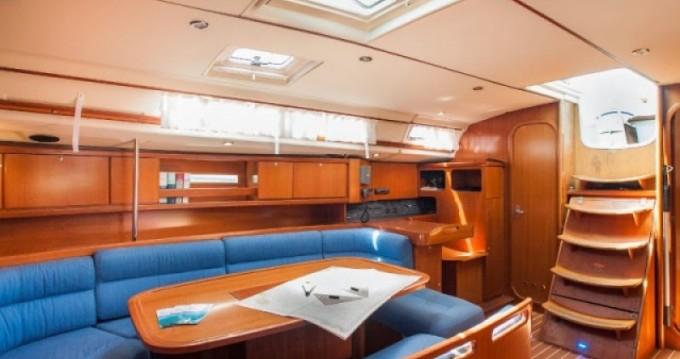 Rent a Dufour Dufour 455 Grand Large Split