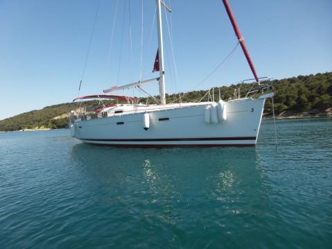Boat rental Split cheap Oceanis 393 Clipper