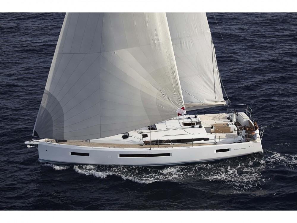 Rental Sailboat in Šibenik - Jeanneau Sun Odyssey 490
