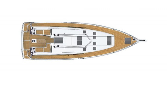 Boat rental Jeanneau Sun Odyssey 490 in Šibenik on Samboat