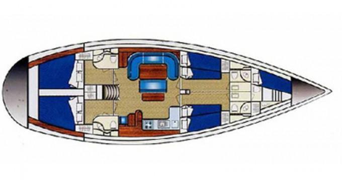 Boat rental Ocean Ocean Star 51.2 in Alimos on Samboat