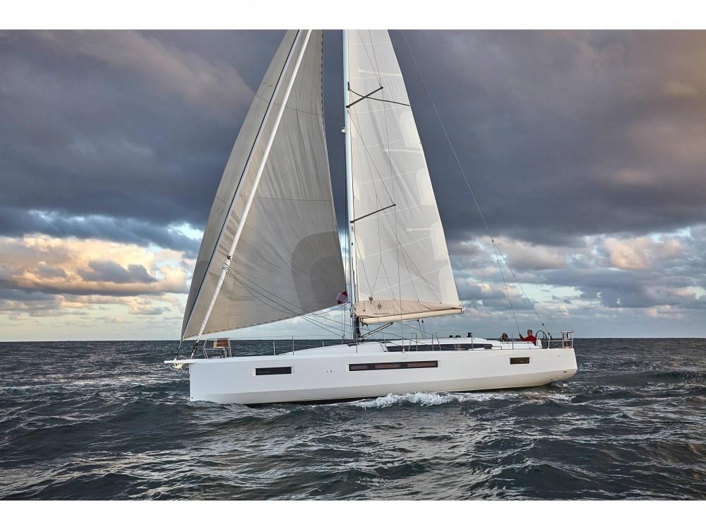 Boat rental Šibenik cheap Sun Odyssey 490