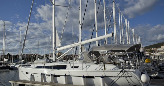 Rental Sailboat in Šibenik - Bavaria Bavaria 46 Cruiser
