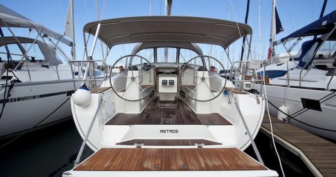 Boat rental Šibenik cheap Bavaria 41 Cruiser