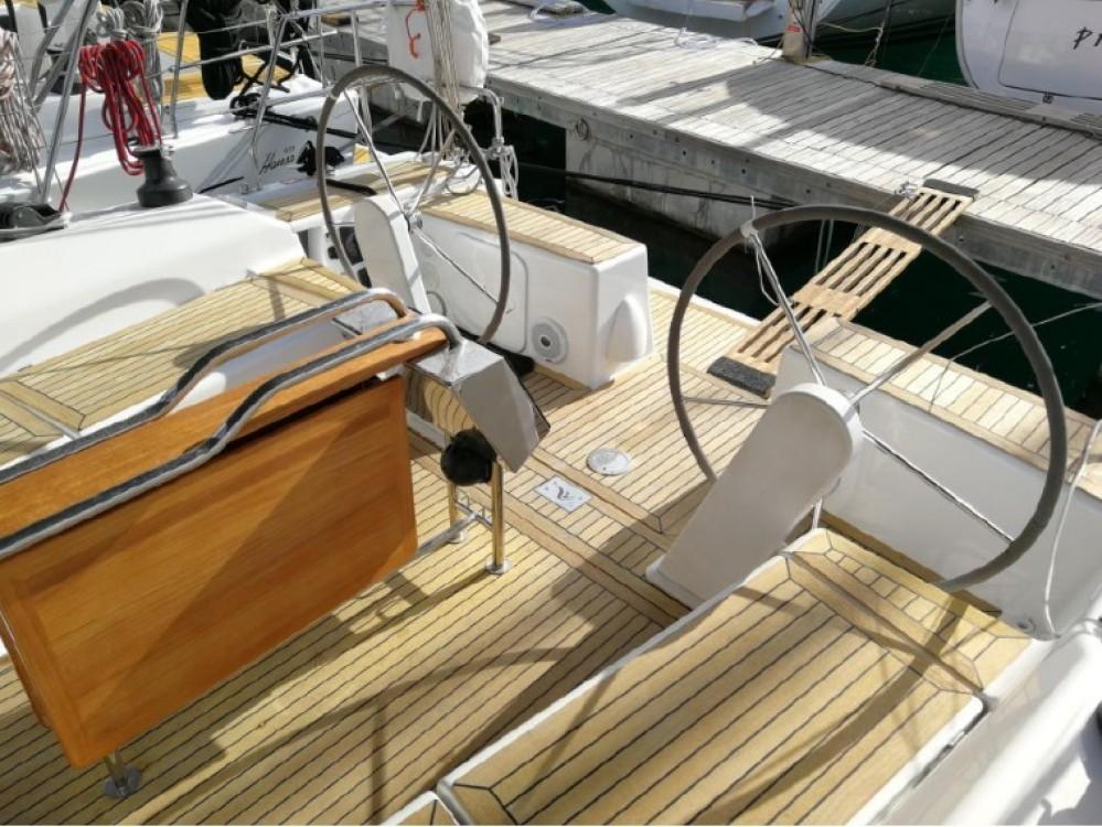 Boat rental Hanse Hanse 415 in Rogoznica on Samboat