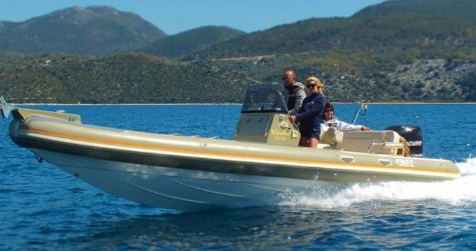 Fost Obssesion 740 between personal and professional Lefkas Marina