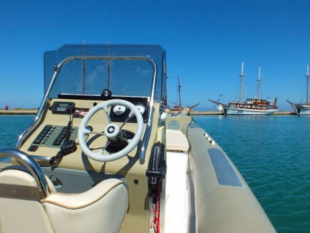 Boat rental  Fost Obssesion 740 in Lefkada on Samboat
