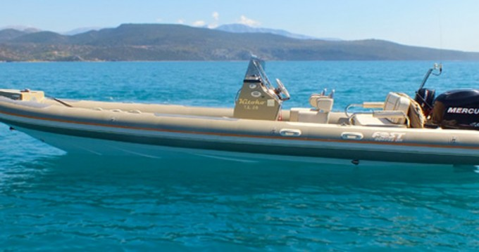 Hire Motorboat with or without skipper  Lefkas Marina