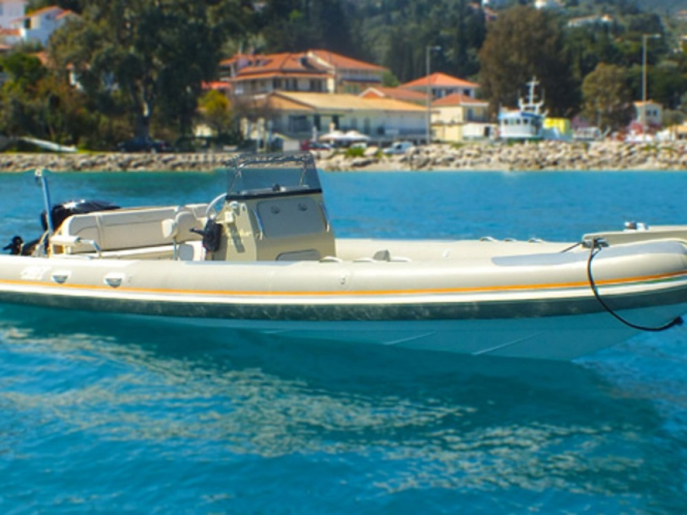 Fost Obssesion 740 between personal and professional Lefkada