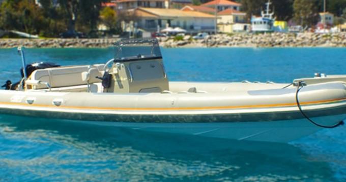 Rental Motorboat in Lefkas Marina -  Fost Obssesion 740