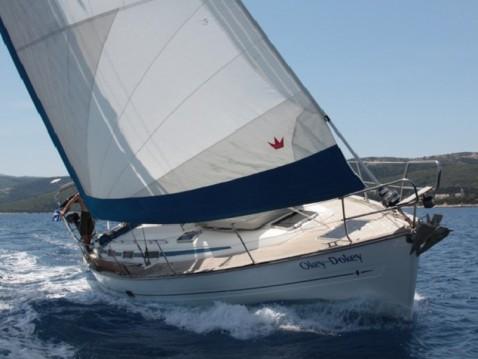 Rental yacht Lefkas Marina - Bavaria Bavaria 42 on SamBoat